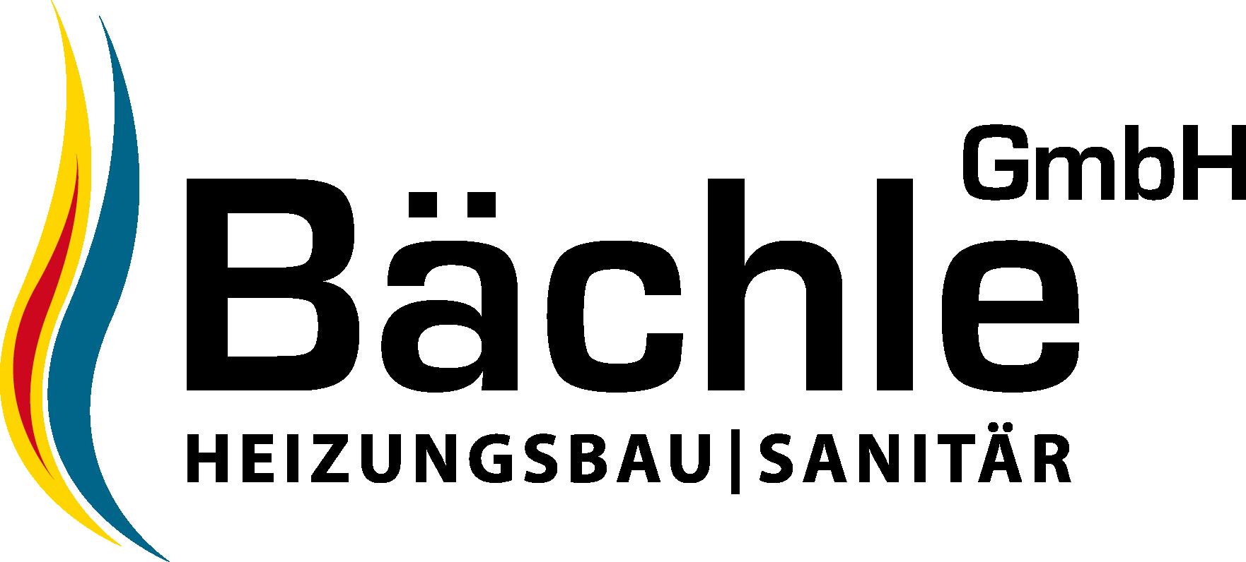 Logo Bächle GmbH